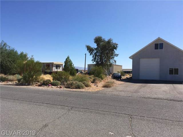 375 Ron, Logandale, NV 89021 (MLS #2141073) :: The Snyder Group at Keller Williams Marketplace One
