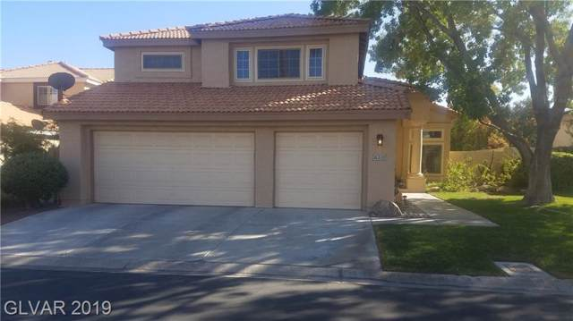 7885 Desert Willow, Las Vegas, NV 89149 (MLS #2141179) :: The Snyder Group at Keller Williams Marketplace One