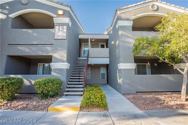 5055 Hacienda #2200, Las Vegas, NV 89118 (MLS #2141254) :: Trish Nash Team