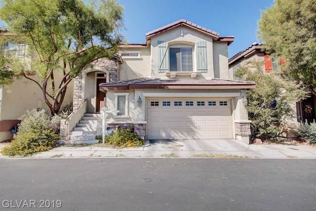 7241 Beachwood Crest, Las Vegas, NV 89166 (MLS #2141917) :: Signature Real Estate Group
