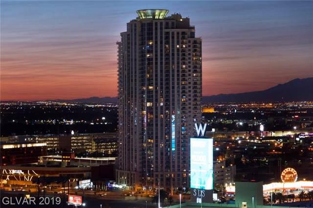 200 Sahara #4101, Las Vegas, NV 89102 (MLS #2142256) :: The Snyder Group at Keller Williams Marketplace One