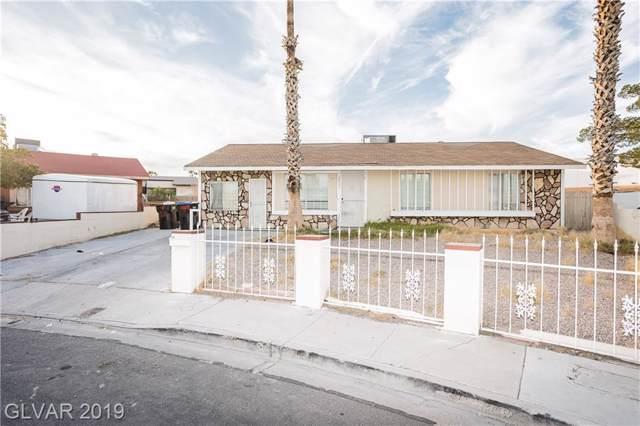 2200 Packard, Las Vegas, NV 89030 (MLS #2142501) :: Signature Real Estate Group