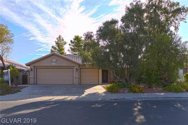 336 Forest Ridge, Henderson, NV 89014 (MLS #2142946) :: Signature Real Estate Group