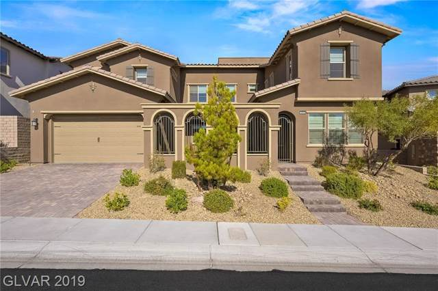 12232 Valentia Hills, Las Vegas, NV 89138 (MLS #2143021) :: Trish Nash Team