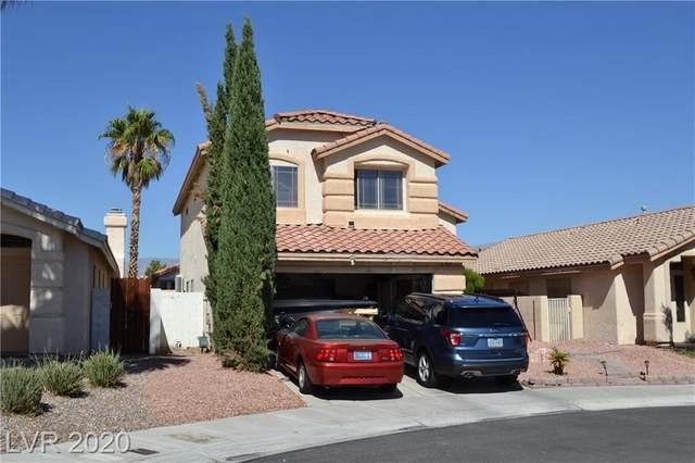 7928 Blue Charm Avenue, Las Vegas, NV 89149 (MLS #2143228) :: The Perna Group