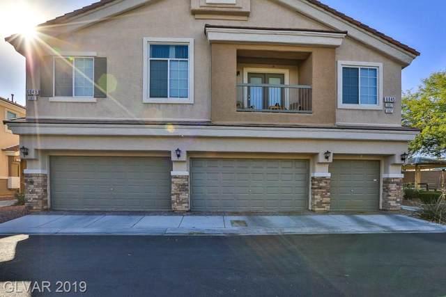 6045 Riverwalk Falls #102, North Las Vegas, NV 89031 (MLS #2143432) :: Trish Nash Team