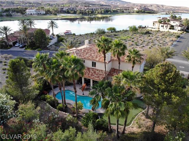 21 Grand Corniche, Henderson, NV 89011 (MLS #2144019) :: The Snyder Group at Keller Williams Marketplace One