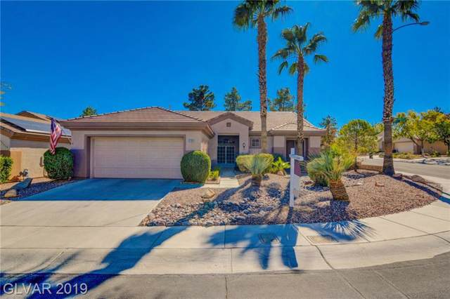 2195 Point Mallard, Henderson, NV 89012 (MLS #2144551) :: The Snyder Group at Keller Williams Marketplace One