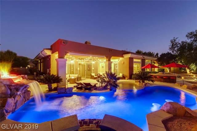 8 Belfair, Las Vegas, NV 89052 (MLS #2145003) :: The Snyder Group at Keller Williams Marketplace One