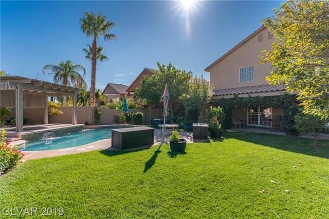 8520 Vivid Violet, Las Vegas, NV 89143 (MLS #2145074) :: Hebert Group | Realty One Group