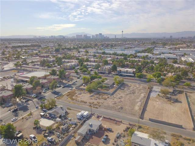 3497 Johnson Avenue, Las Vegas, NV 89110 (MLS #2145307) :: The Lindstrom Group