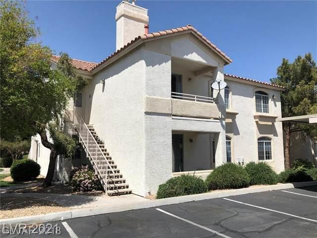 75 Valle Verde Drive #2121, Henderson, NV 89074 (MLS #2145589) :: Alexander-Branson Team | Realty One Group