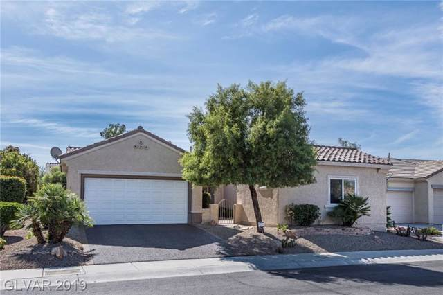 2557 Woodson, Henderson, NV 89052 (MLS #2145899) :: The Snyder Group at Keller Williams Marketplace One
