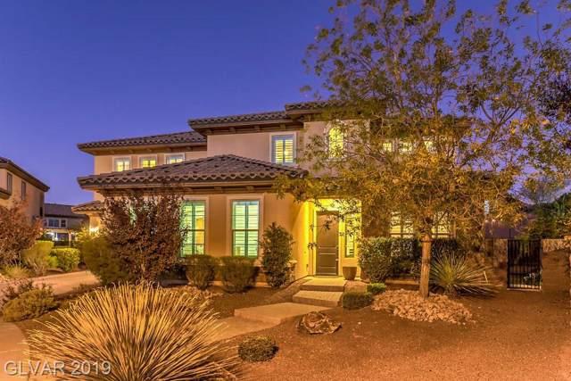 2904 Ferrand, Henderson, NV 89044 (MLS #2146182) :: Signature Real Estate Group