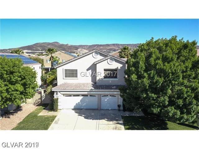 1757 Quiver Point Avenue, Henderson, NV 89012 (MLS #2146407) :: Performance Realty