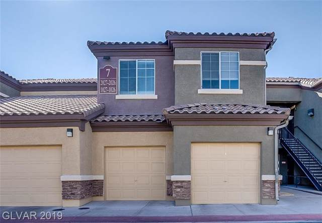 6868 Sky Pointe #2026, Las Vegas, NV 89131 (MLS #2146995) :: Trish Nash Team