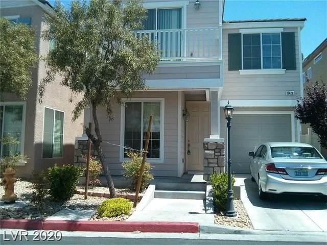 10428 Amber Night Street, Las Vegas, NV 89183 (MLS #2147501) :: The Lindstrom Group
