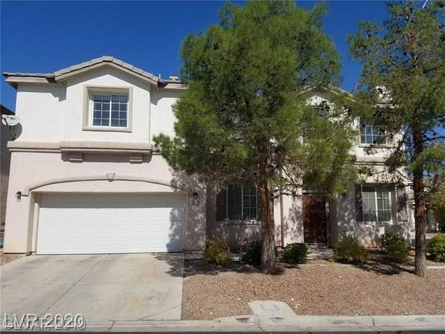 5443 Cape Jasmine Court, Las Vegas, NV 89031 (MLS #2147636) :: Kypreos Team