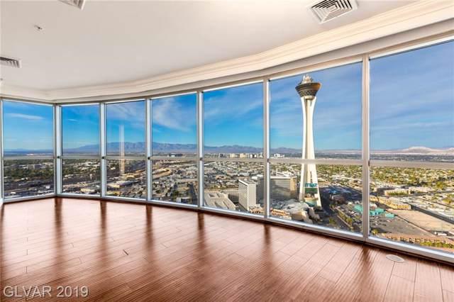 200 Sahara #4003, Las Vegas, NV 89109 (MLS #2147644) :: Hebert Group   Realty One Group