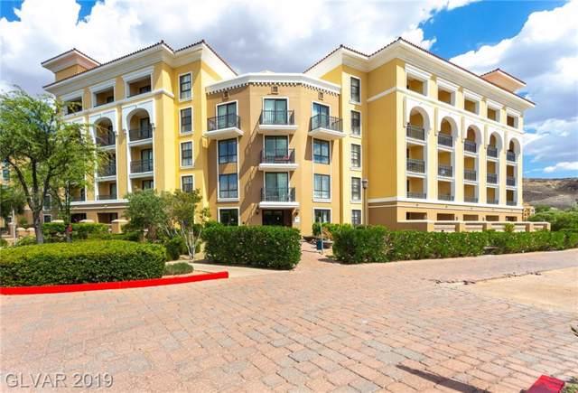 29 Montelago #413, Las Vegas, NV 89011 (MLS #2147747) :: Hebert Group | Realty One Group