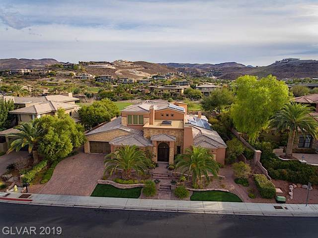 1505 Foothills Village, Henderson, NV 89012 (MLS #2148048) :: Signature Real Estate Group