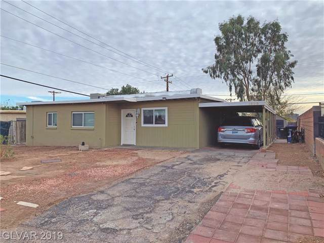 1805 Oakwood, North Las Vegas, NV 89030 (MLS #2148137) :: Signature Real Estate Group