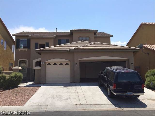 6247 Gentle Waters Court, Las Vegas, NV 89110 (MLS #2148173) :: Signature Real Estate Group