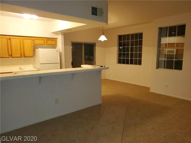 1505 Blackcombe #203, Las Vegas, NV 89128 (MLS #2148195) :: Hebert Group | Realty One Group