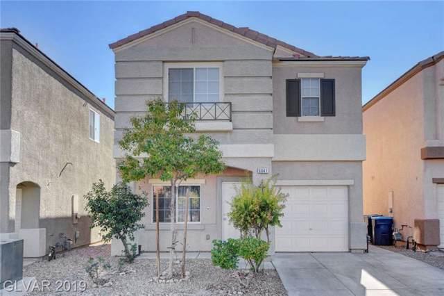 6041 Alameda Padre, Las Vegas, NV 89139 (MLS #2148938) :: Signature Real Estate Group