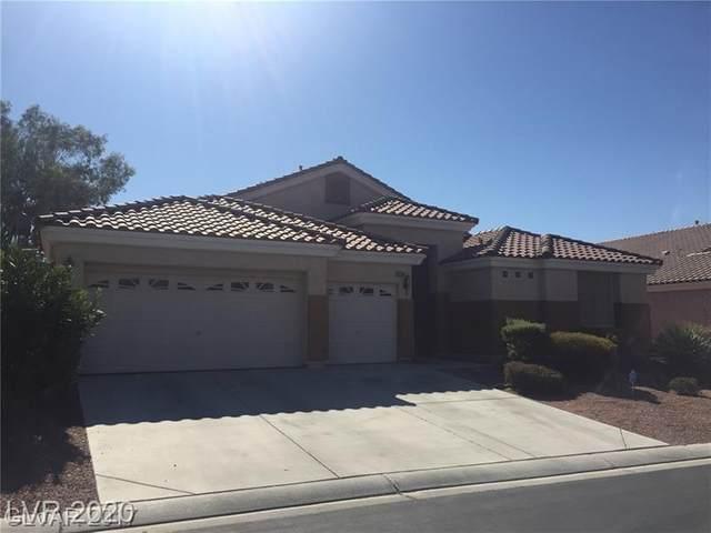 6704 Tumbler Street, North Las Vegas, NV 89084 (MLS #2149595) :: Helen Riley Group | Simply Vegas