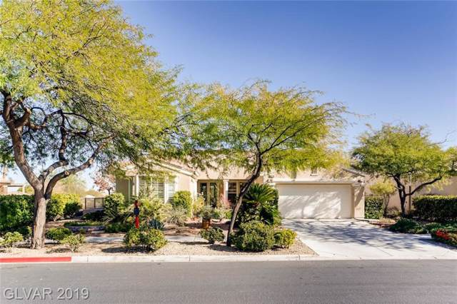 4750 Fiore Bella, Las Vegas, NV 89135 (MLS #2149746) :: Signature Real Estate Group