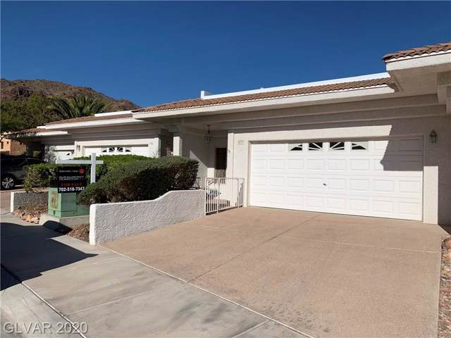 493 Marina #493, Boulder City, NV 86303 (MLS #2150558) :: Hebert Group | Realty One Group