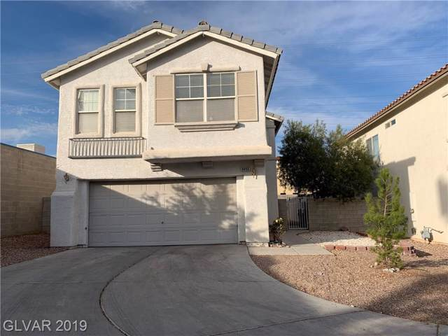 8496 Opal Splendor Ave, Las Vegas, NV 89147 (MLS #2150968) :: Signature Real Estate Group