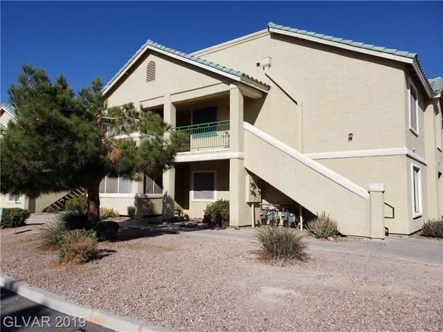 1401 Linnbaker #101, Las Vegas, NV 89110 (MLS #2151108) :: Hebert Group | Realty One Group