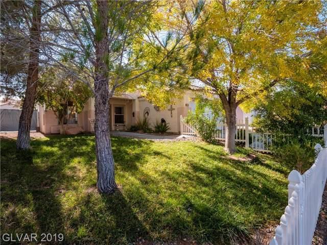 3131 Panamint, North Las Vegas, NV 89032 (MLS #2151125) :: Signature Real Estate Group