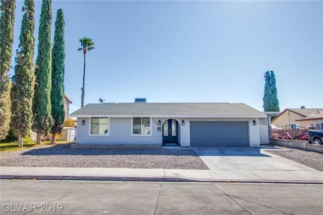 1440 Bronco, Boulder City, NV 89005 (MLS #2151586) :: Signature Real Estate Group