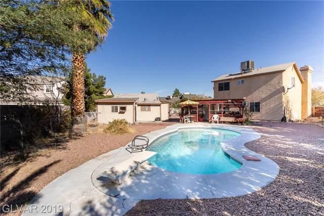 4015 Cloud Nine, Las Vegas, NV 89115 (MLS #2152019) :: Signature Real Estate Group