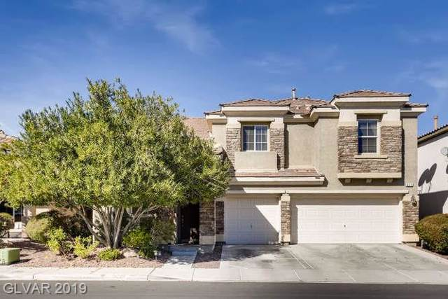 657 Doubleshot, Henderson, NV 89052 (MLS #2152075) :: Signature Real Estate Group