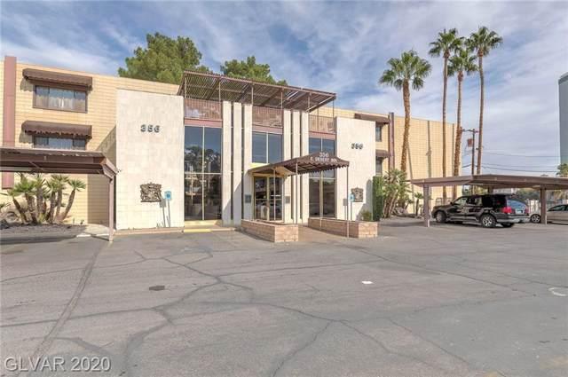 356 E Desert Inn #317, Las Vegas, NV 89109 (MLS #2152144) :: Hebert Group   Realty One Group