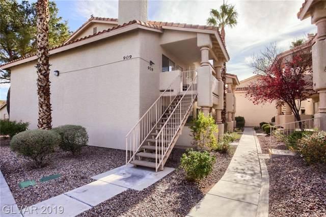 909 Red Boulder #102, Las Vegas, NV 89128 (MLS #2152145) :: Performance Realty