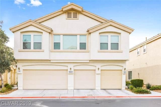 5531 Jackpot Winner #102, Las Vegas, NV 89122 (MLS #2153243) :: Signature Real Estate Group