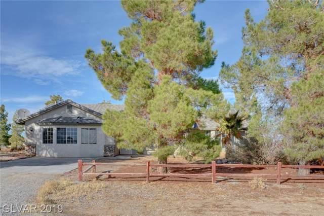 1500 W Huracan, Pahrump, NV 89131 (MLS #2153376) :: Signature Real Estate Group