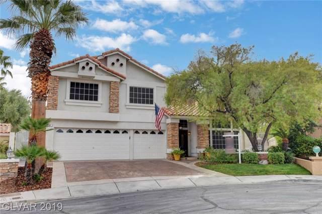 2 Oak Hollow, Henderson, NV 89074 (MLS #2153460) :: Brantley Christianson Real Estate