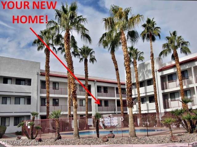 1361 University #204, Las Vegas, NV 89119 (MLS #2153539) :: Hebert Group | Realty One Group