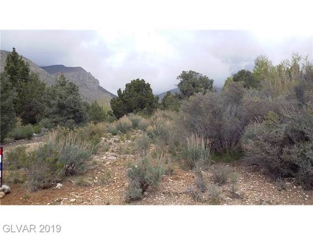 N Trout Canyon Rd, Las Vegas, NV 89124 (MLS #2154153) :: Trish Nash Team