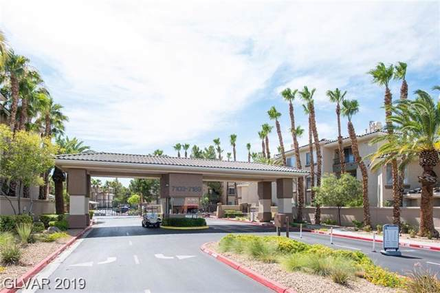 7147 Durango #309, Las Vegas, NV 89113 (MLS #2154235) :: Performance Realty