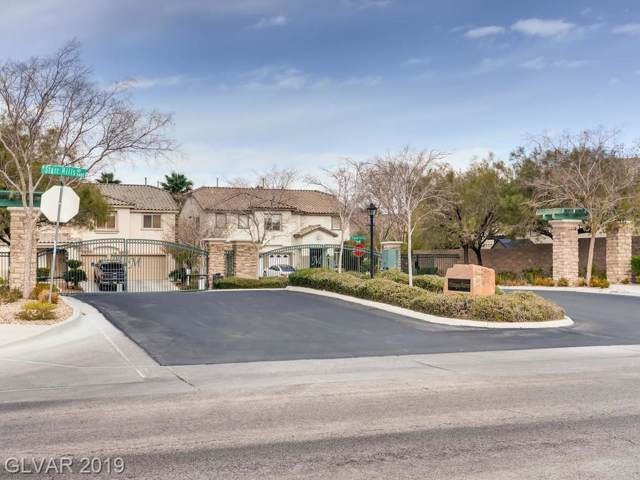5456 Digne, Las Vegas, NV 89141 (MLS #2154615) :: Brantley Christianson Real Estate