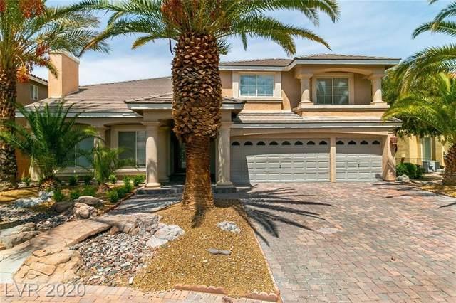 4044 Royal Scots Avenue, Las Vegas, NV 89141 (MLS #2155166) :: Kypreos Team