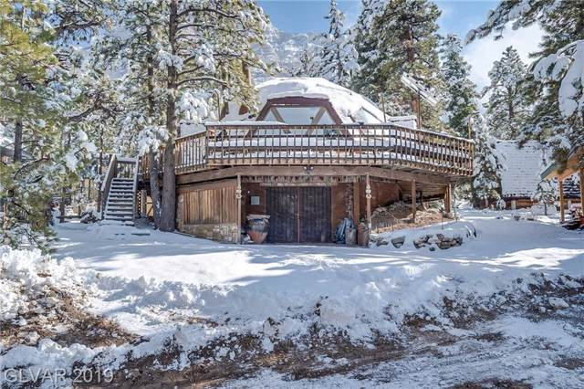 2124 Via Dulcedo, Mount Charleston, NV 89124 (MLS #2155175) :: Signature Real Estate Group