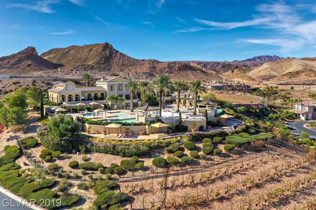 14 Via Visione #104, Henderson, NV 89011 (MLS #2155566) :: Brantley Christianson Real Estate